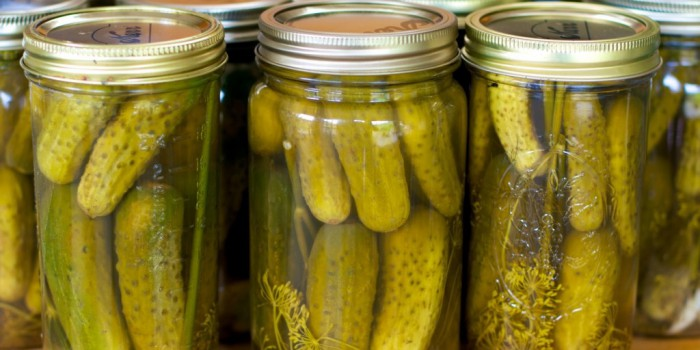 Pickles-Dill